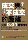 成交與不成交的距離只有0.01mm