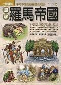 圖解羅馬帝國:一冊通曉.不可不知的基礎歷史知識