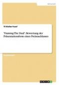 """""""Framing The Deal"""". Bewertung der Präsentationsform eines Preisnachlasses"""
