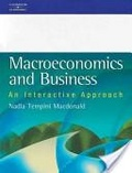 Macroeconomics and business:an interactive approach