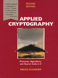 Applied cryptography:protocols- algorithms- and source code in C