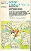 """""""Poesie e Realtà '45-'75"""""""