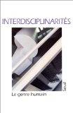 Interdisciplinarités