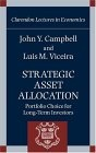 Strategic asset allocation:portfolio choice for long-term investors