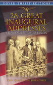 25 Great Inaugural Addresses