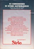 XI Congresso di studi astrologici diretto da Lisa Morpurgo