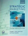Strategic marketing:creating competitive advantage