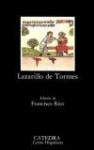 Cover of El Lazarillo de Tormes