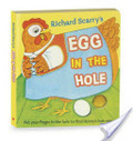 Richard Scarry's egg in the hole 書封