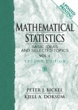 Mathematical statistics:basic ideas and selected topics