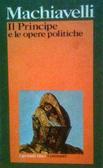 Cover of Il principe e le opere politiche