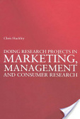 Doing research projects in marketing- management and consumer research