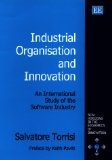 Industrial organization and innovation:an international study of the software industry