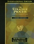 The strategy process:concepts- contexts- cases