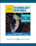 Technology ventures:from idea to enterprise