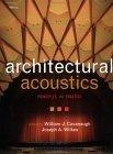 Architectural acoustics:principles and practice