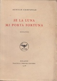 Cover of Se la luna mi porta fortuna