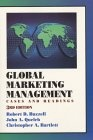 Global marketing management:cases and readings