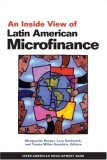 An inside view of Latin American microfinance