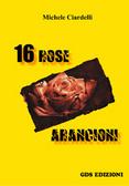 16 rose arancioni