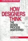 How designers think:the design process demystified
