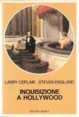Inquisizione a Hollywood di Larry Ceplair e Steven Englund Image_book