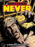 !!! SCHEDA DOPPIA !!! Nathan Never n. 255