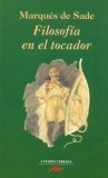 Cover of Filosofia En El Tocador