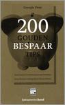 200 gouden bespaar tips