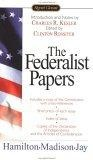 Più riguardo a The Federalist Papers