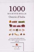 1.000 RICETTE DELLE Osterie d'Italia