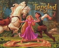 The art of Tangled /