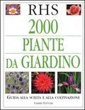 2000 piante da giardino