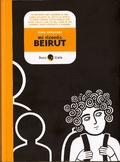 Copertina di Mi ricordo Beirut di Zeina Abirached (Becco giallo)