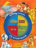 Disney Animals CD Storybook