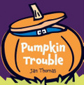 Pumpkin trouble 封面