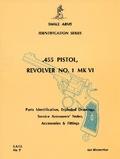 .455 pistol, revolver no. 1 mk VI