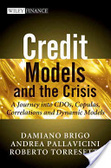 Credit models and the crisis:a journey into CDOs, Copulas, correlations and dynamic models