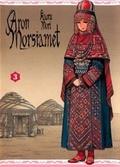 Aron Morsiamet, 3