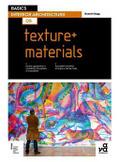 Texture + materials /