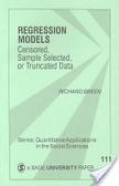 Regression models:censored- sample selected or truncated data