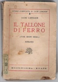 Cover of Il tallone di ferro