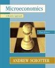 Microeconomics:a modern approach