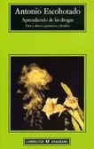Cover of Aprendiendo de las drogas