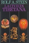 Cover of La civiltà tibetana