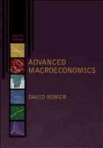 Più riguardo a Advanced Macroeconomics