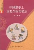 中國歷史上重要革新與變法