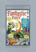 The Fantastic Four Nos. 1-10 Marvel Masterworks