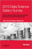 2013 Data Science Salary Survey