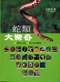 蛇類大驚奇:55個驚奇主題&55種台灣蛇類圖鑑